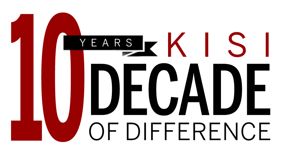 10 years KISI decade of difference