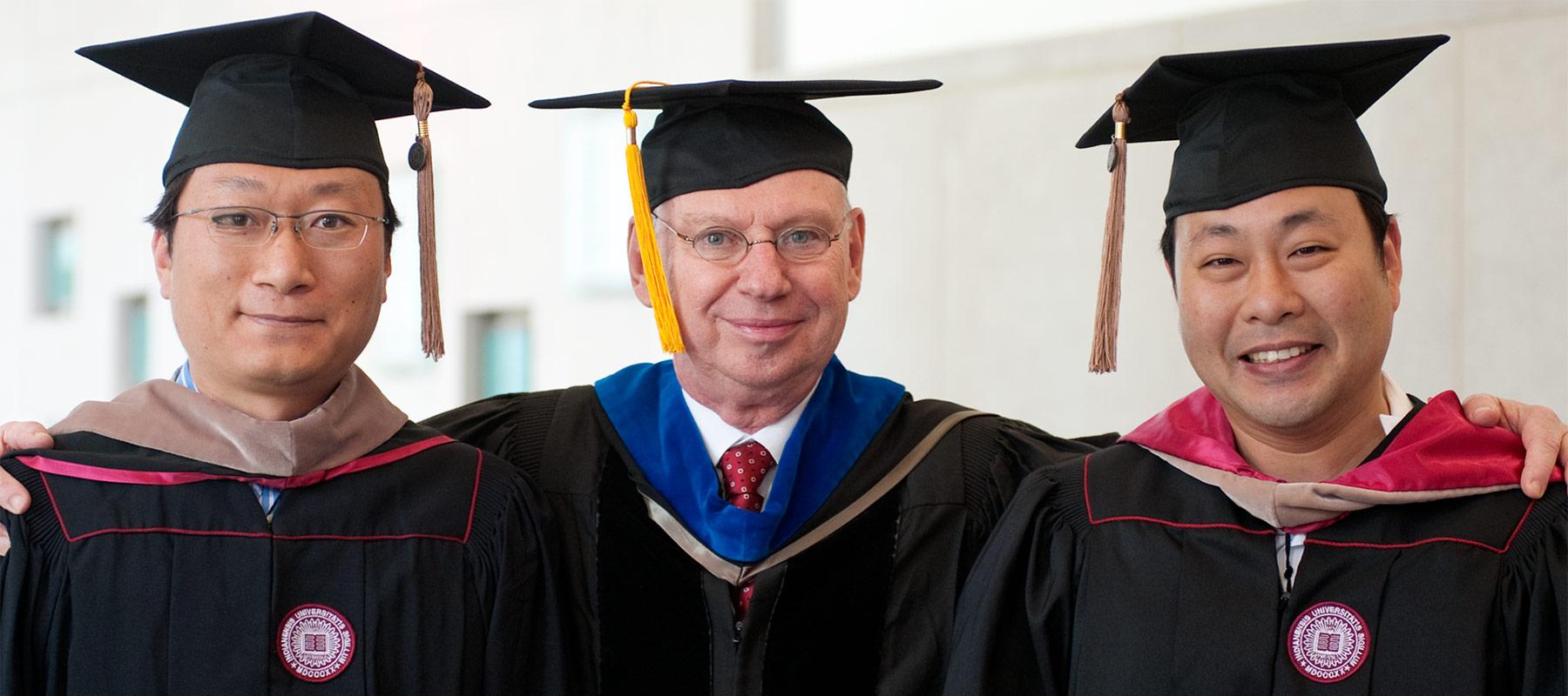 Graduation: Student Life: Executive Degree Programs: Programs ...