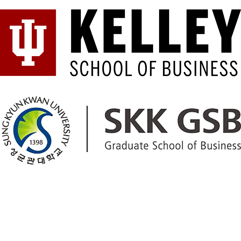 Kelley and SKK GSB logos