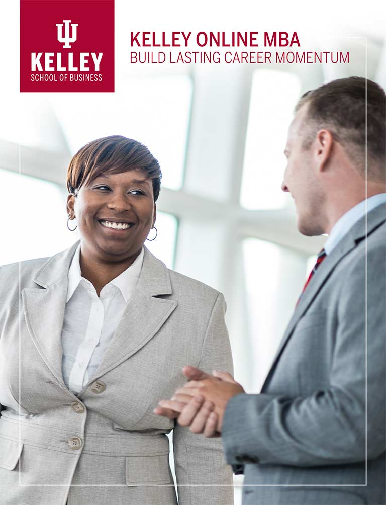 MBA: Degrees: Kelley Direct Online: Programs: Kelley School of