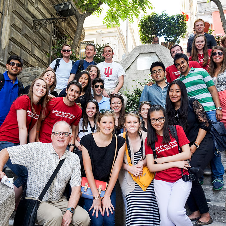 Study Abroad: Academics: Undergraduate: Programs: Kelley School of