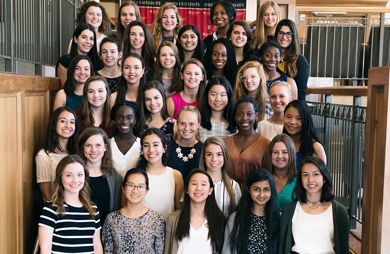 Young Women's Institute: Pre College: Undergraduate: Programs