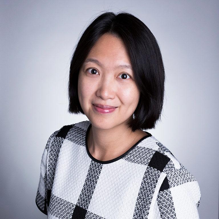 Print Quality Photo ResumeCV Ayung Tseng