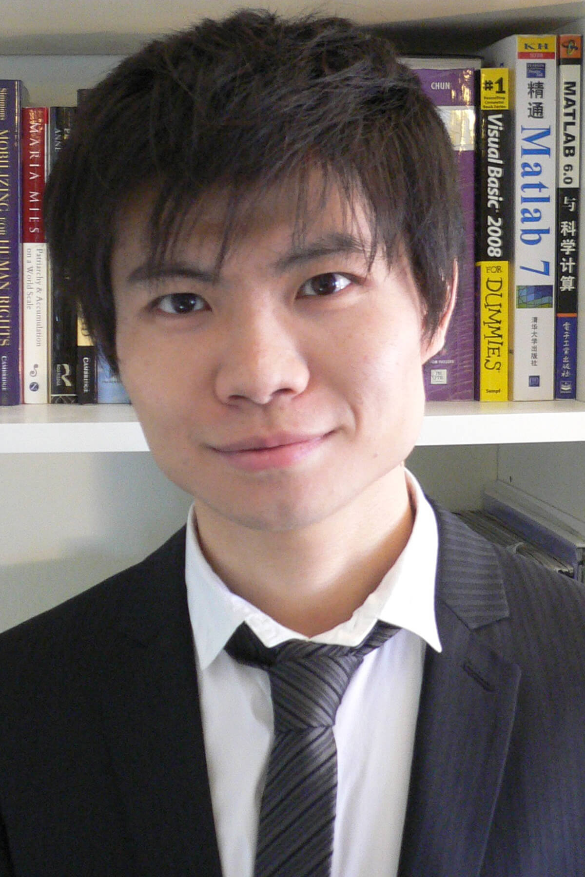 Eric Zhao - Assistant Professo...